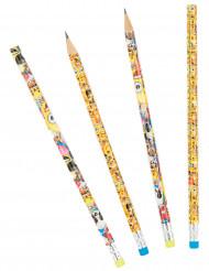 8 Emoji™ potloden