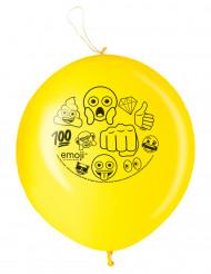 2 Emoji™ punching ball ballonnen