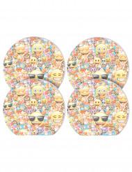 4 Emoji™ blocnotes