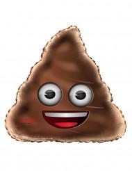Aluminium ballon drol Emoji™