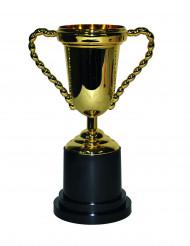 Goudkleurige trofee