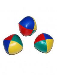 3 jongleer ballen