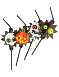8 Kleine Monsters rietjes