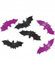 Kleine vleermuizen decoraties