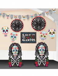 Día de los Muertos decoratie set