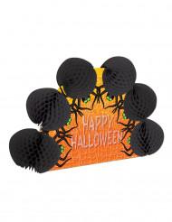 Happy Halloween spinnen tafeldecoratie