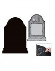 Personaliseerbare grafsteen