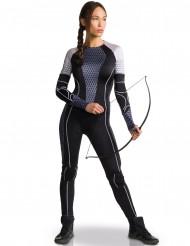 Katniss - Hunger Games™ kostuum voor vrouwen
