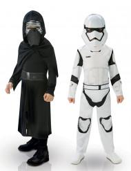 Star Wars VII™ Kylo Ren & Stormtrooper kostuum voor kinderen