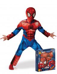 Luxe Ultimate Spiderman™ New Design kostuum voor kinderen