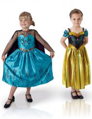 Klassieke Elsa en Anna Frozen™ kostuums set