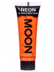 Fluo oranje UV gel voor lichaam en gezicht