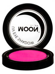 UV fluo roze oogschaduw