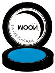 Blauwe UV oogschaduw