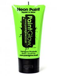 UV fluo groene gel voor lichaam en gezicht