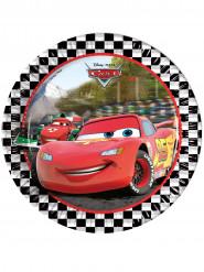 8 kartonnen bordjes Cars Formula™