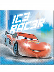 20 papieren Cars Ice™ servetten