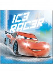 20 papieren Cars Ice™ servetten