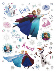 Frozen™ raamstickers