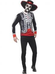 Mexicaans Dia de los Muertos kostuum voor heren