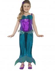 Magisch zeemeermin kostuum voor meisjes
