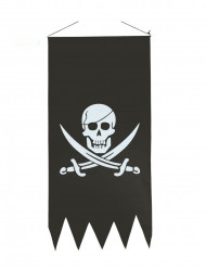 Donkere piraten vlag