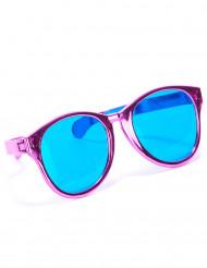 Enorme roze bril voor volwassenen