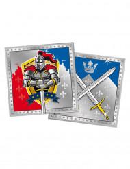 20 ridder servetten