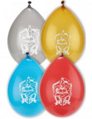 8 latex ridderballonnen