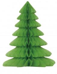 Kerstboom tafeldecoratie 30 cm