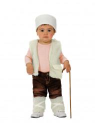 Herder kostuum voor baby
