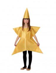 Ster kostuum voor meisjes