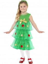 Kerstboom kostuum voor meisjes