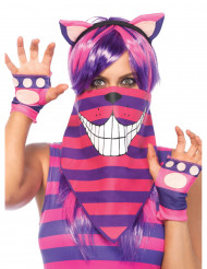 Wonderlijke kat bandana voor vrouwen