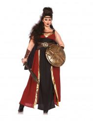 Griekse strijder kostuum voor vrouwen