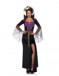 Duistere sprookjesheks kostuum voor vrouwen
