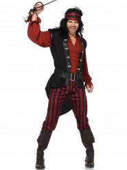 Piraten plunderaar kostuum voor mannen