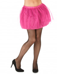Roze tutu met ondoorzichtige onderrok voor vrouwen