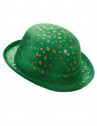 Groene St Patrick hoed