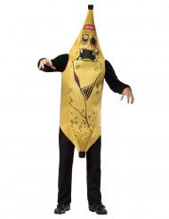 Zombie banaan kostuum voor volwassenen