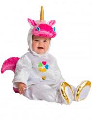 Eenhoorn kostuum voor baby