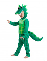 Premium krokodil kostuum voor kinderen