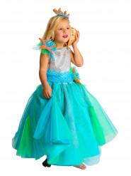 Zeeprinses kostuum voor meisjes - Premium