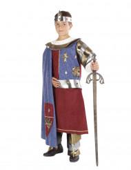Premium koning Arthur kostuum voor jongens