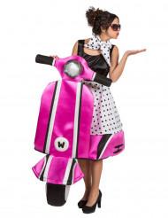 Jaren 60 Vespa kostuum voor dames - Premium
