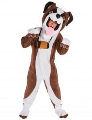 St. Bernard honden kostuum voor volwassenen - Premium