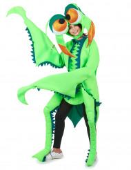 Groen sprinkhaan kostuum voor volwassenen