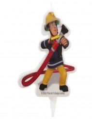 Sam de Brandweerman™ verjaardagskaars