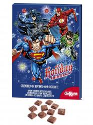 DC Comics™ chocolade adventskalender