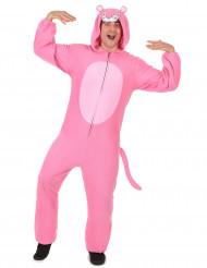 Roze panter kostuum voor mannen